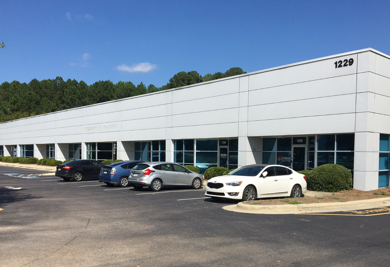 Apex NC Commercial Real Estate - Office Space