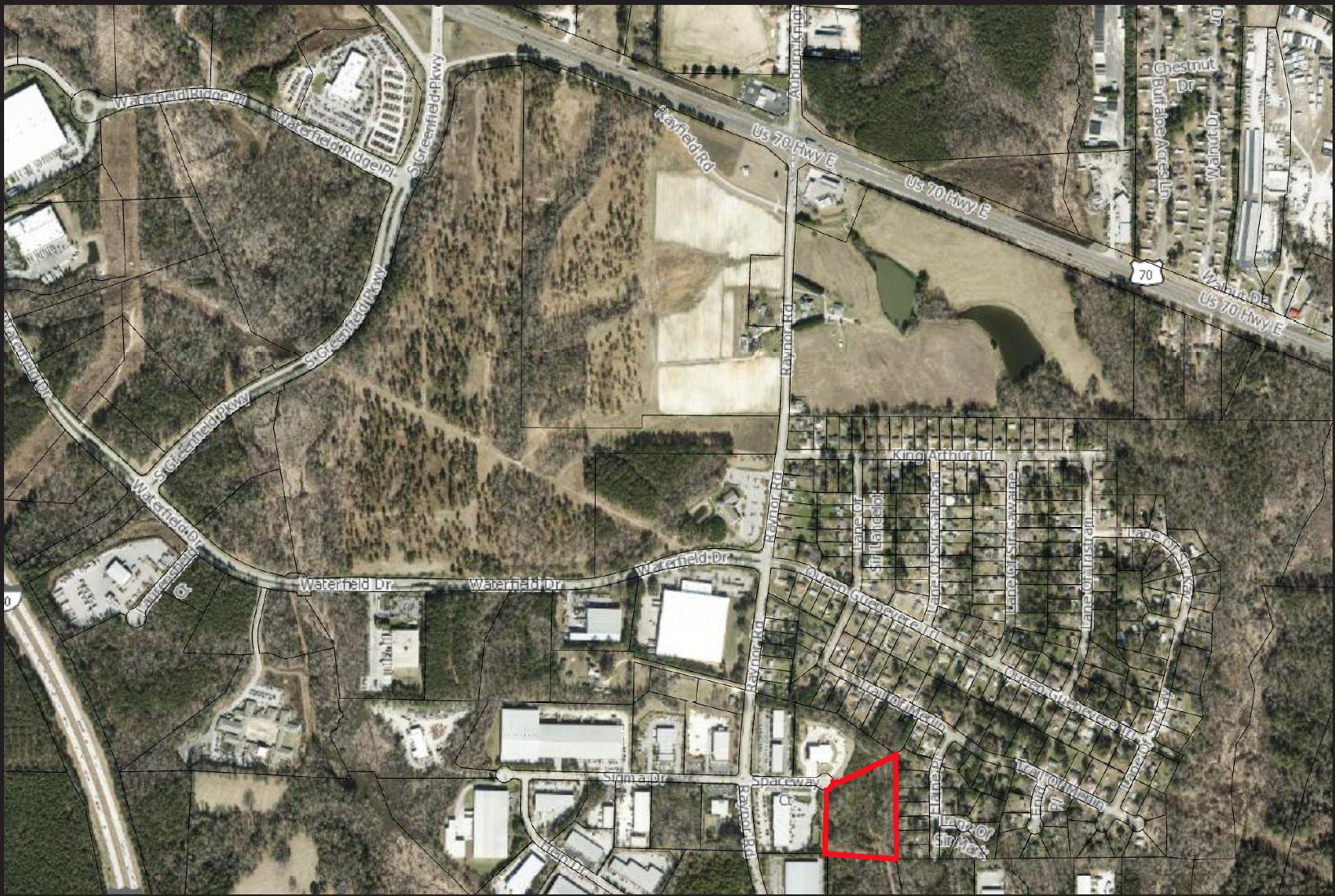 Land For Sale Durham, North Carolina