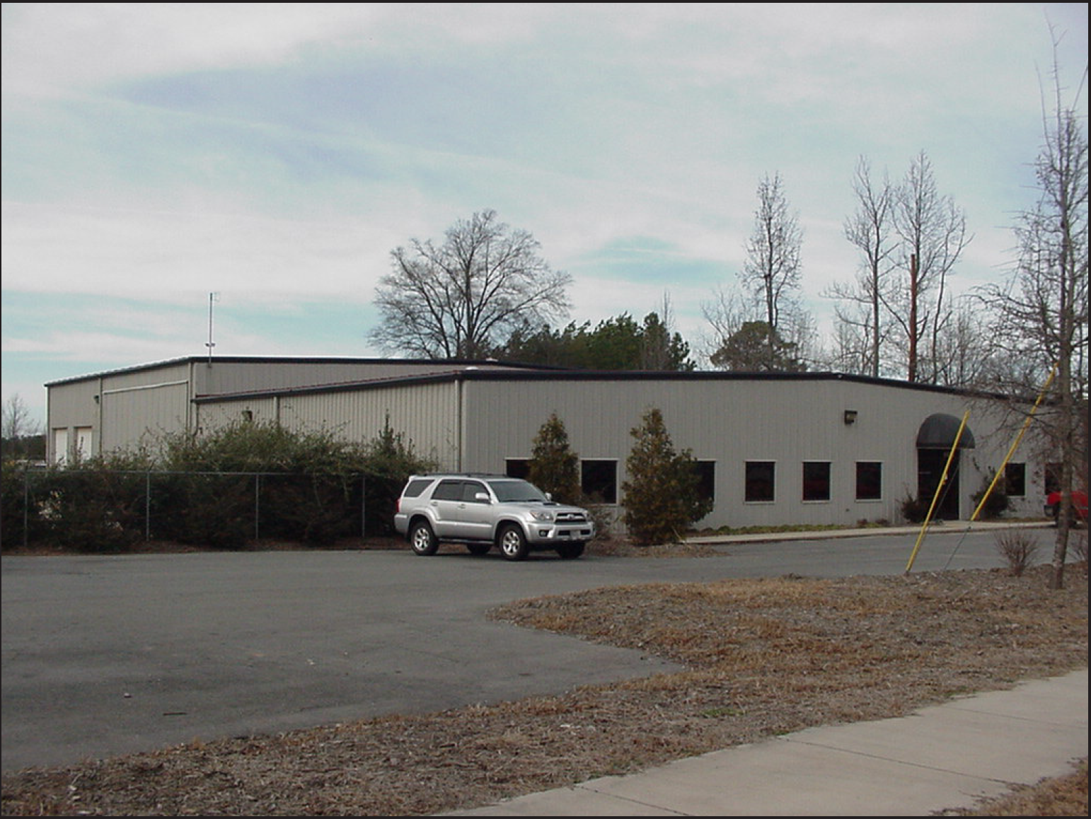 Apex NC Commercial Real Estate - Office Space for lease