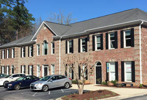 Raleigh NC Commercial Office Space for lease on West Millbrook Road