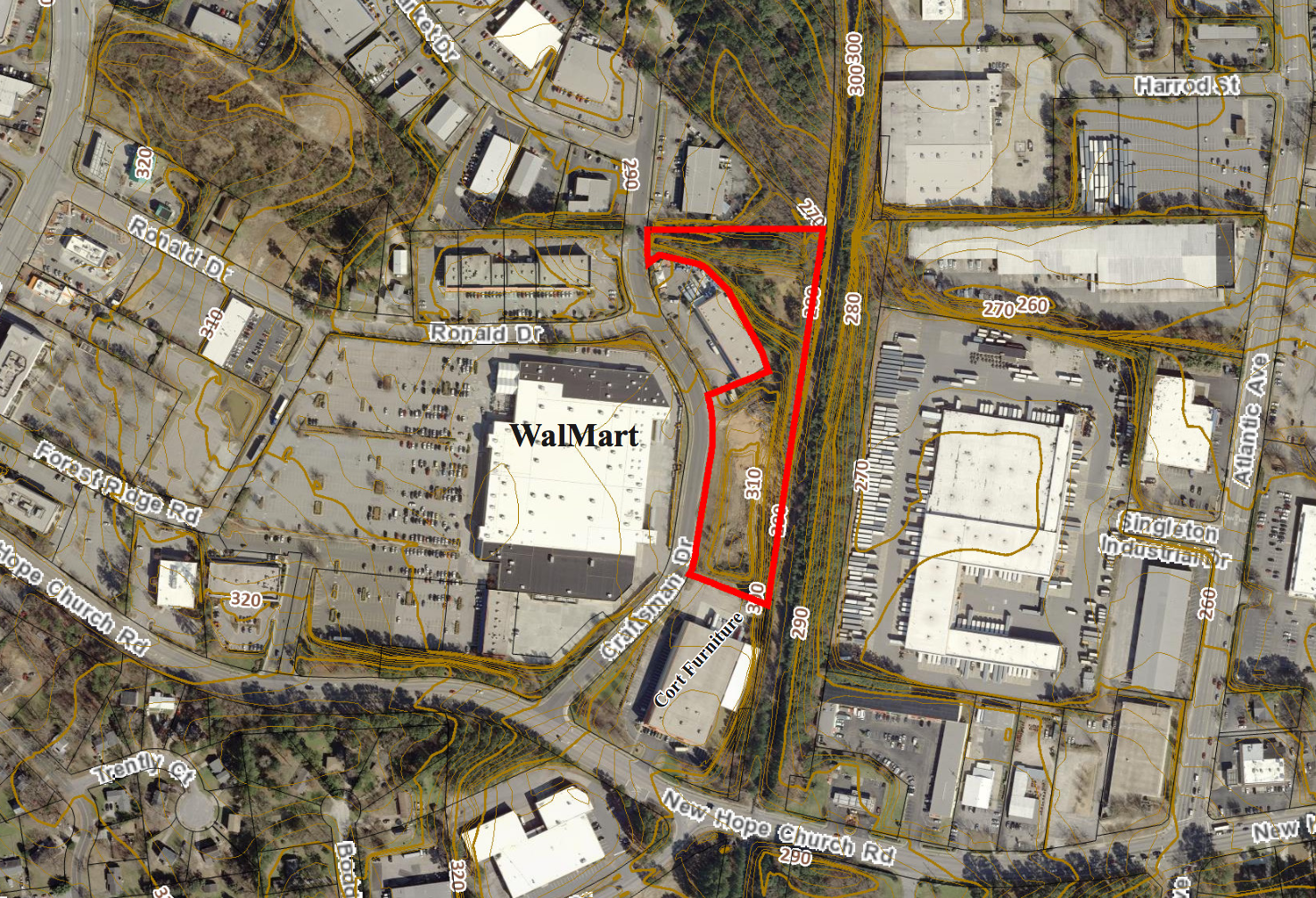 Land For Sale Raleigh, North Carolina