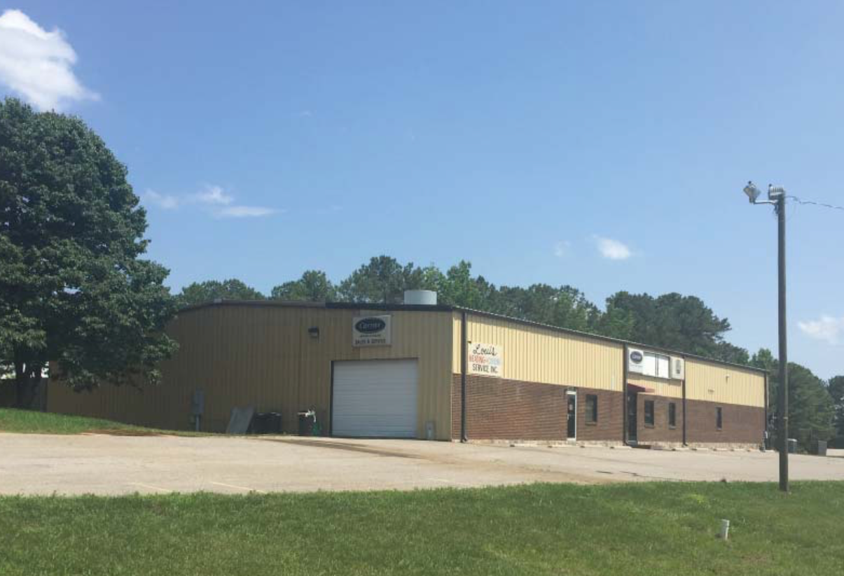 Raleigh NC Commercial Real Estate - Warehouse Space
