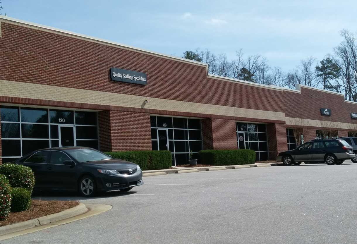 OFFICE SUITES FOR LEASE IN Cary NC